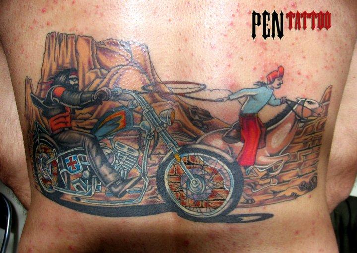 Tattoos Masculinas – Pen Tattoo Tatuagem S&227o Jos&233 Dos Campos