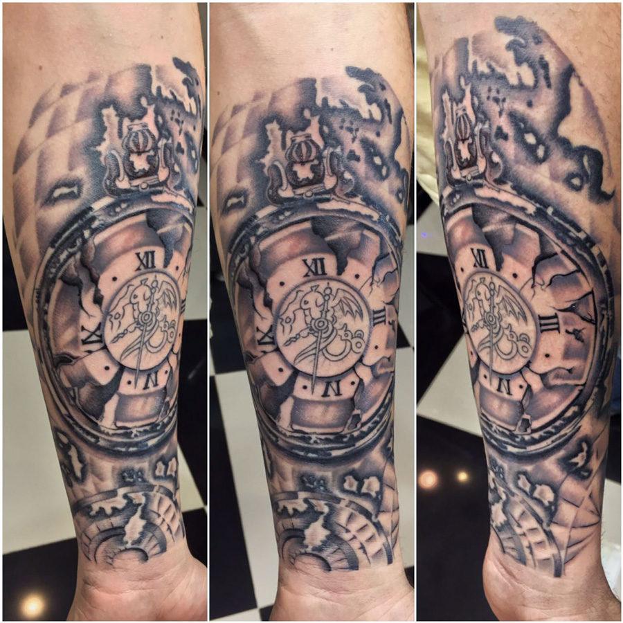 Tatuagem São José Dos Campos