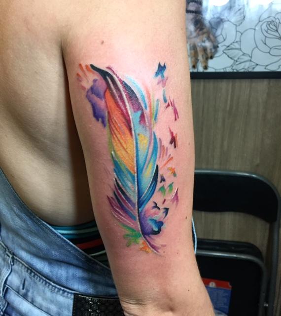 Pen Tattoo Tatuagem São José Dos Campos